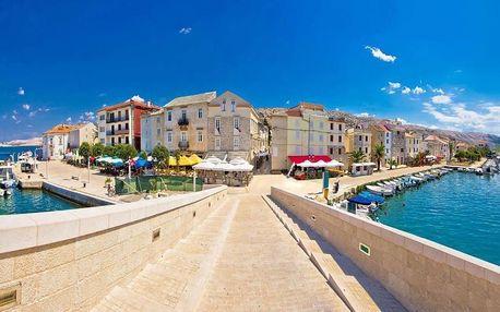 Chorvatsko, Pag: Apartments Baraba