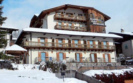 Itálie - Val di Fiemme na 4-8 dnů