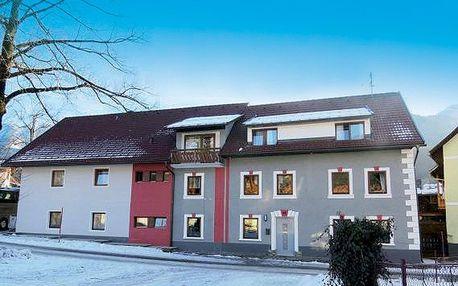 Rakousko - Nassfeld na 4-9 dnů
