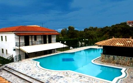 Řecko - Korfu letecky na 11-15 dnů