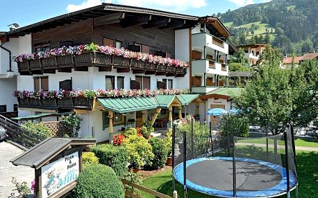 Rakousko - Zillertal na 3-8 dnů, polopenze