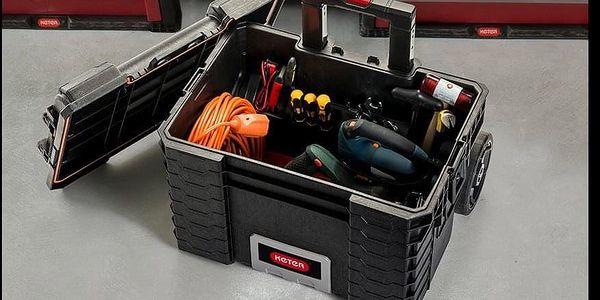 Keter box na nářadí Gear Mobile Cart3