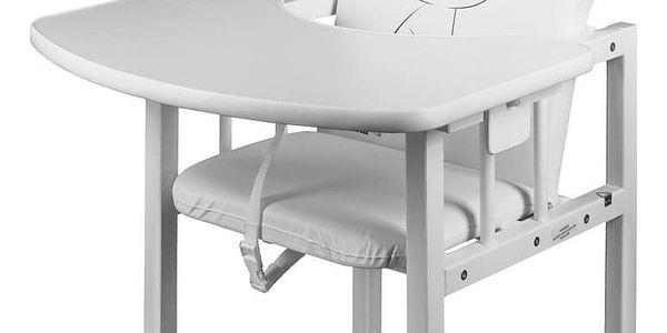 Borovicová židlička New Baby Králíček bílá3
