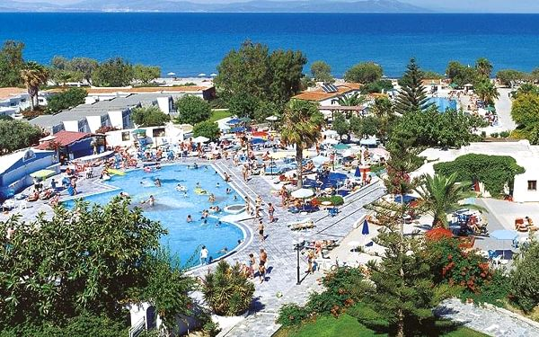 Hotel Atlantis, Kos, letecky, all inclusive2
