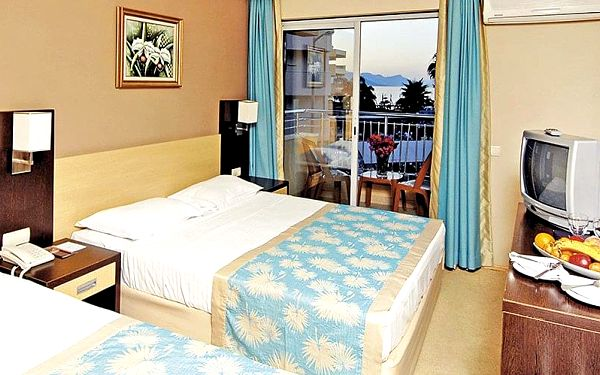 Hotel Viking Nona Beach, Turecká riviéra, letecky, all inclusive2
