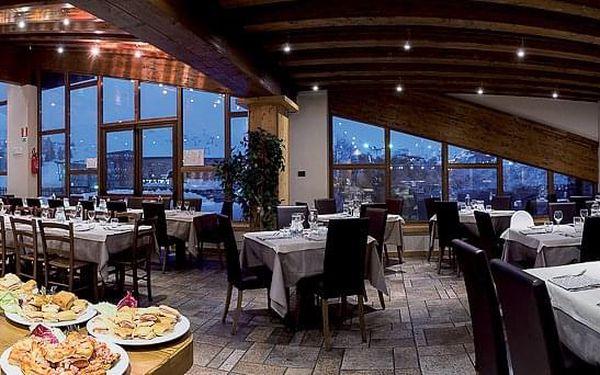 Hotel Club Piandineve, Skirama Dolomiti Adamello Brenta, vlastní doprava, polopenze3