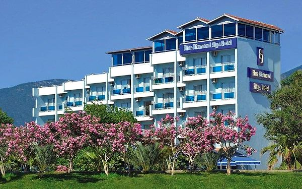 Hotel Blue Diamond Alya, Turecká riviéra, letecky, all inclusive2