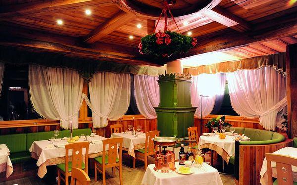 Hotel Alpine Mugon, Skirama Dolomiti Adamello Brenta, vlastní doprava, polopenze2