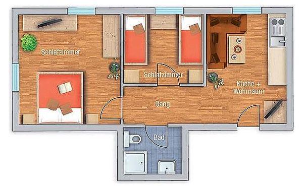 Appartementhaus Fliana, Tyrolsko, vlastní doprava, bez stravy3