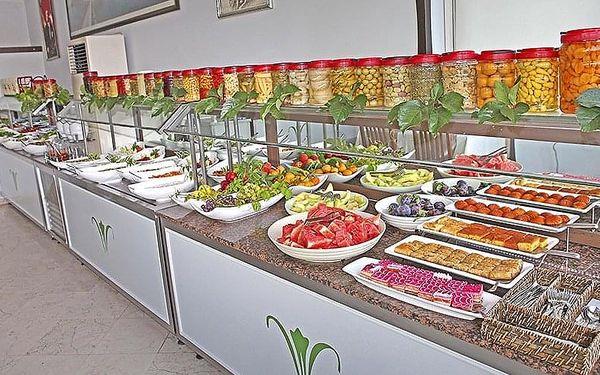 Cimen Hotel, Turecká riviéra, letecky, polopenze3