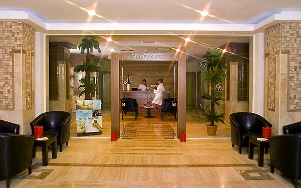 Hotel Royal Atlantis Spa & Resort, Turecká riviéra, letecky, ultra all inclusive2