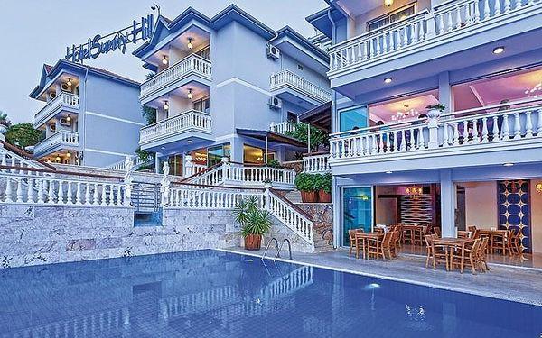Hotel Sunny Hill Alya, Turecká riviéra, letecky, all inclusive5