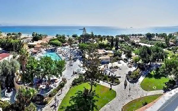 Hotel Atlantis, Kos, letecky, all inclusive3
