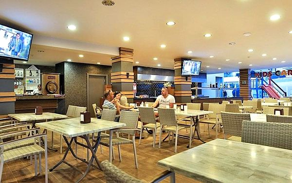 Oba Star Hotel & Spa, Turecká riviéra, letecky, ultra all inclusive3