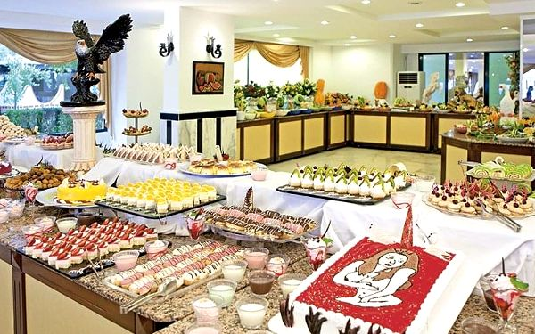 Hotel Sandy Beach, Turecká riviéra, letecky, all inclusive3