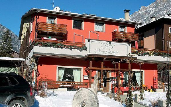Residence Jolly, Alta Valtellina, vlastní doprava, bez stravy3