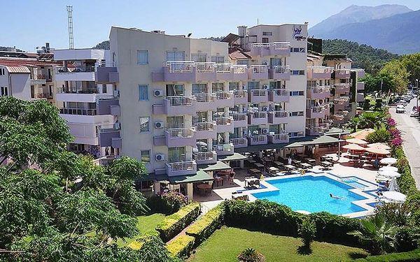 Hotel Viking Nona Beach, Turecká riviéra, letecky, all inclusive4