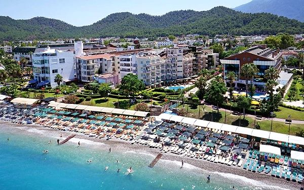 Hotel Viking Nona Beach, Turecká riviéra, letecky, all inclusive5