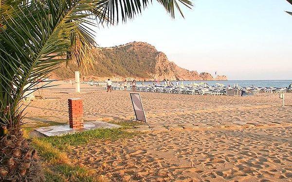 Hotel Elysee Beach, Turecká riviéra, letecky, polopenze2