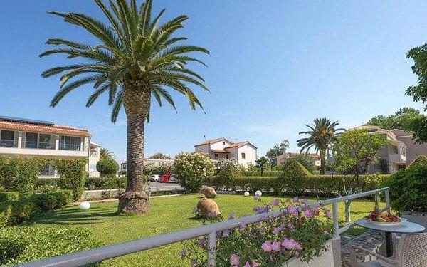 ACHARAVI BEACH, Korfu, Řecko, Korfu, letecky, polopenze3