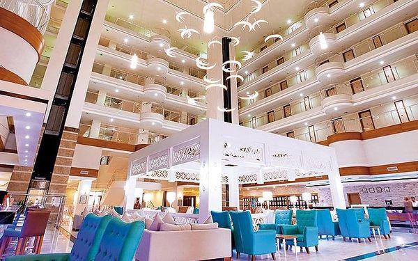 Hotel Stella Beach, Turecká riviéra, letecky, all inclusive5