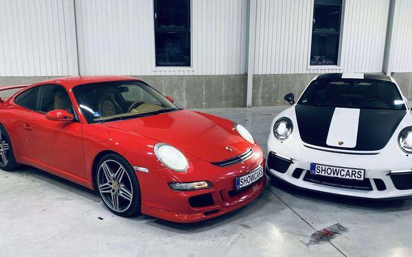 NightRUN - Porsche 911 Carrera GT3 vs Subaru Impreza WRX STI4