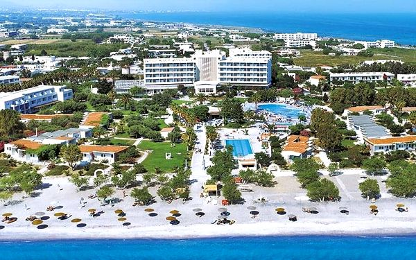 Hotel Atlantis, Kos, letecky, all inclusive