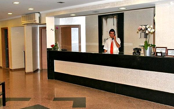 Hotel Elysee Beach, Turecká riviéra, letecky, polopenze3