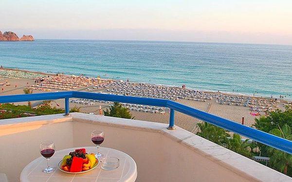 Hotel Elysee Beach, Turecká riviéra, letecky, polopenze4