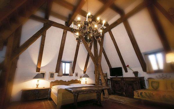 Hotel Schloss Münichau, Tyrolsko, vlastní doprava, polopenze5