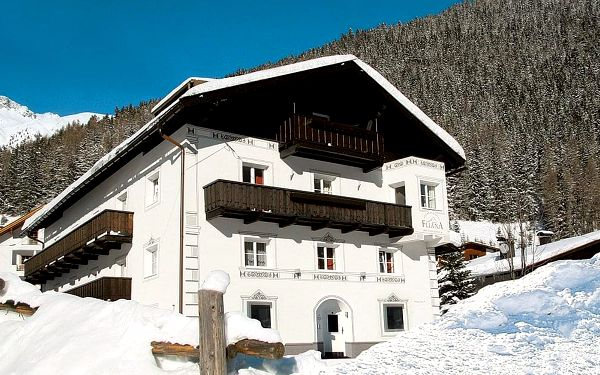 Rakousko - Ischgl na 4-8 dnů