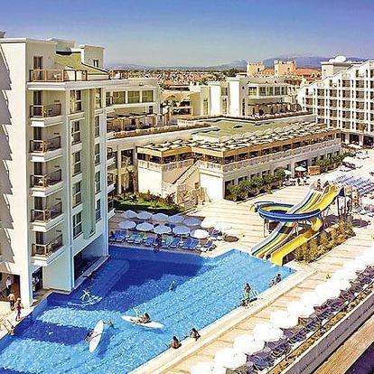 Turecko - Side - Manavgat letecky na 7-15 dnů, ultra all inclusive