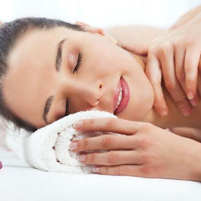 Dvojnásobné potěšení: párová masáž 30–120 minut