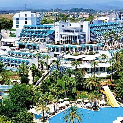 Turecko - Side - Manavgat letecky na 7-15 dnů, ultra all inclusive