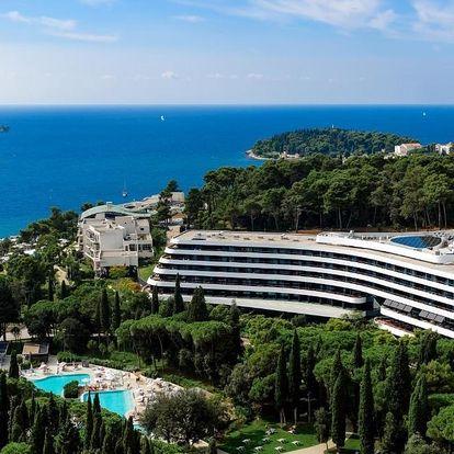 Chorvatsko, Rovinj: Hotel Lone
