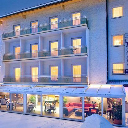 Na lyže do Alp: hotel v Gasteinu s all inclusive