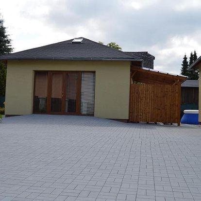 Lázeňské městečko Velké Losiny: Domeček Losiny