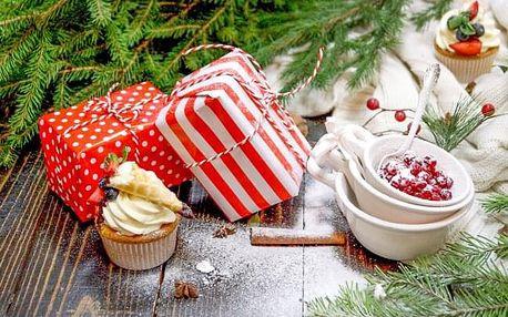 Špindlerův Mlýn: Vánoce v Krkonoších v Hotelu Lenka *** se polopenzí, štědrovečerním menu, svařákem i dárkem