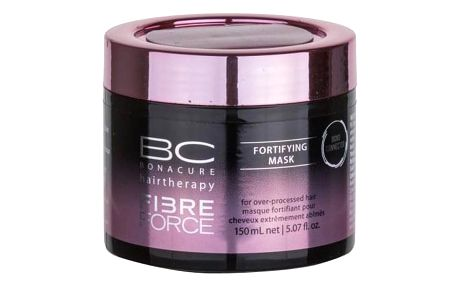 Schwarzkopf Professional BC Bonacure Fibreforce Fortifying 150 ml maska pro silně poškozené vlasy pro ženy