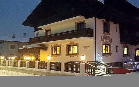 Rakousko - Brixental na 4-8 dnů, polopenze