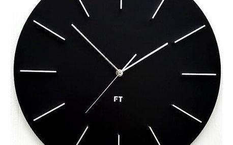 Future Time FT2010BK Round black Designové