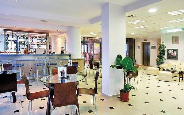 Hotel Bijou, Burgas, letecky, polopenze2