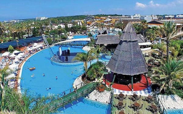 Hotel Pegasos World, Turecká riviéra, letecky, all inclusive3