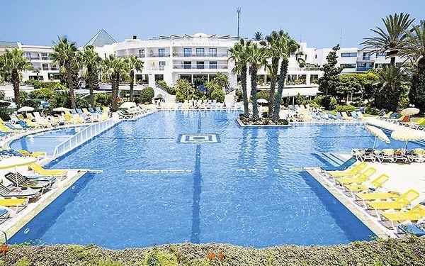 Maroko - Agadir letecky na 8-15 dnů, polopenze