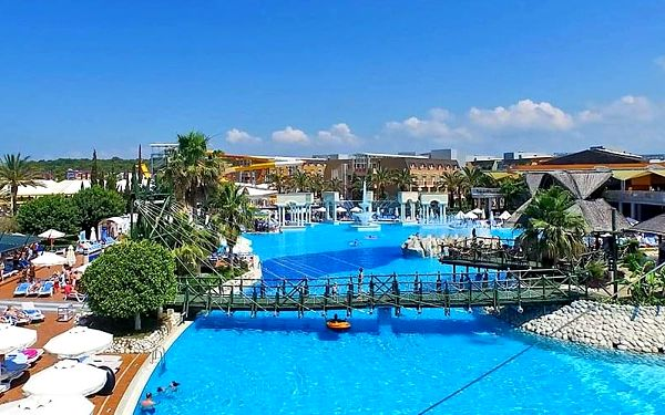 Hotel Pegasos World, Turecká riviéra, letecky, all inclusive5
