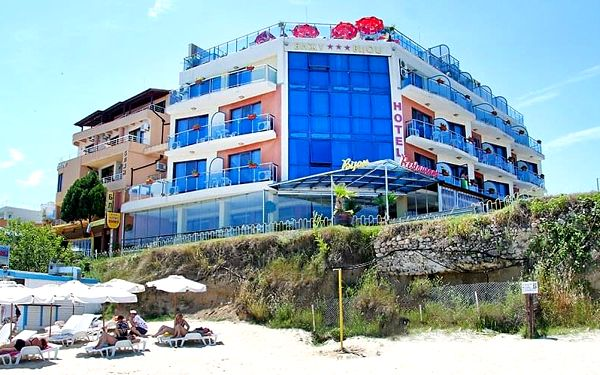 Hotel Bijou, Burgas, letecky, polopenze5