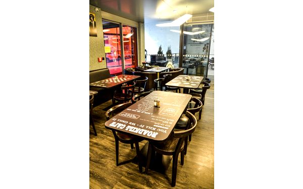 DNO Restaurant & Cafe