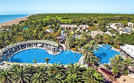 Turecko - Belek letecky na 7-15 dnů, all inclusive
