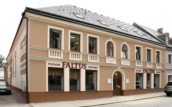 Restaurace a pivovar Faltus