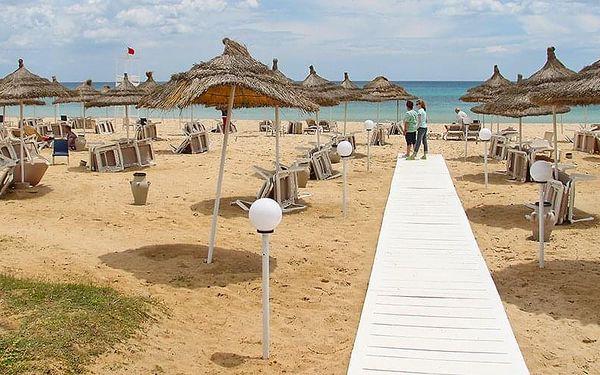 Hotel Vincci Nozha Beach, Tunisko pevnina, letecky, all inclusive2